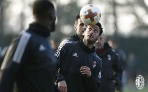 Milan-Austria Vienna, tornano Calhanoglu e Biglia dal primo minuto
