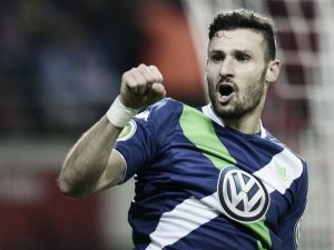 RB Leipzig 0-2 VfL Wolfsburg: Caligiuri and Klose send Wolves into last eight