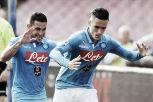 El Nápoles no se olvida de la Champions