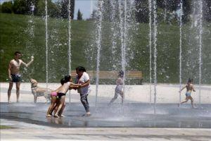 Cuatro provincias en alerta roja por altas temperaturas