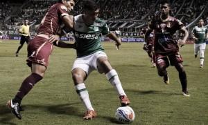 Datos del Deportivo Cali y su caída ante Deportes Tolima