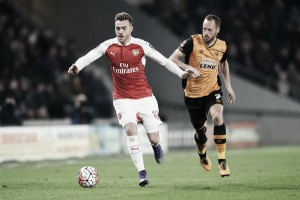Calum Chambers looks forward to Didier Drogba match up