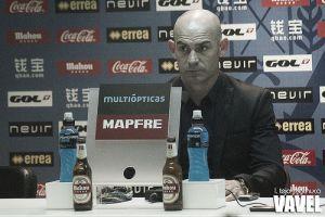 """Paco Jémez:""""Queremos dar descanso a algunos jugadores"""""""