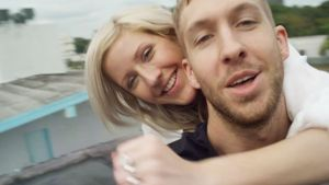 Calvin Harris estrena su single 'Outside' junto con Ellie Goulding