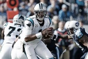 Carolina Panthers y Chicago Bears vencen con comodidad