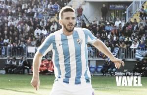 Ignacio Camacho cumple 150 partidos con el Málaga CF