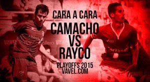 Camacho vs Rayco, veteranía frente a contundencia