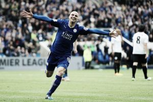 Leicester City 5-1 QPR: Foxes rampant against relegated Rangers