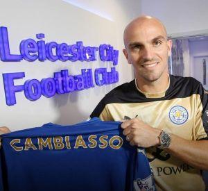 Leicester, Cambiasso è ufficiale