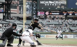Pittsburgh Pirates rough up Justin Verlander to defeat Detroit Tigers