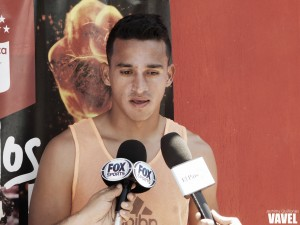 """Camilo Ayala: """"Afortunadamente logramos sumar de a 3 y nos metemos en el grupo de los 8"""""""