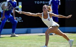 Wimbledon 2015: la Giorgi passa in scioltezza