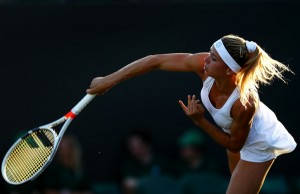 Wimbledon - Giorgi vorrebbe ma non può, passa la Ostapenko