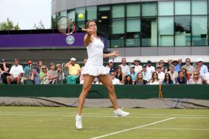 Wimbledon, si ferma la corsa della Giorgi