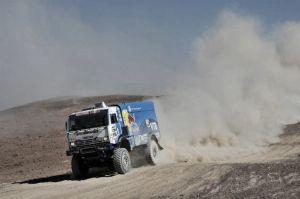 Mirando al pasado: Dakar 2014, los rusos reinan entre los monstruos de Atacama