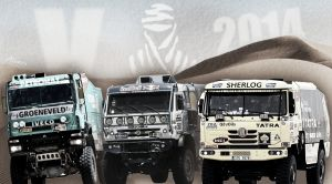 Dakar 2014: Kamaz y Iveco volverán a lidiar su particular lucha en los camiones