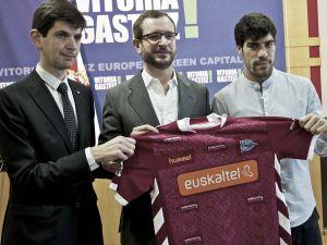 El Deportivo Alavés lucirá nueva camiseta en la eliminatoria copera