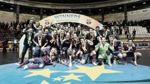 Paco Sedano abraza al Barça y a Europa