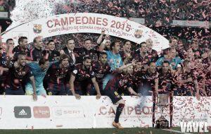 Fotos e imágenes del Athletic Club 1-3 FC Barcelona, final de la Copa del Rey
