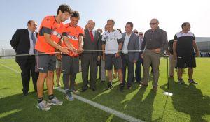El Granada CF estrena nuevo campo de entrenamiento
