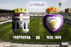 Cartagena-Real Jaén: despedir el año con victoria en Cartagonova