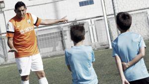 Comienza el Campus Málaga CF 2014
