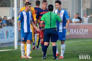 FC Barcelona B - RCD Espanyol B: duelo de canteras