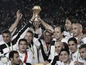 Historia de la CAN: Egipto 2006