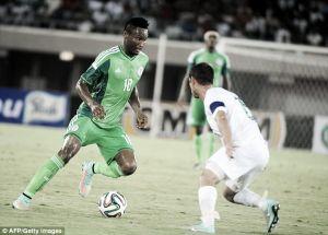 Clasificación para la Copa África 2015, jornada 6
