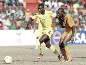 Clasificación para la Copa África 2015, jornada 5