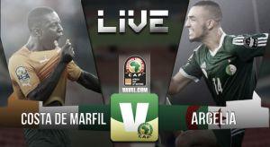 Costa de Marfil vs Argelia en vivo y en directo online