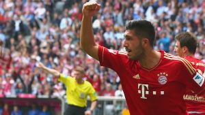 """Emre Can: """"I wasn't getting much match time at Bayern"""""""