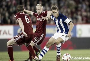 Real Sociedad 2014/2015: Sergio Canales