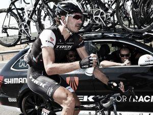 """Fabian Cancellara: """"He perdido cuatro kilos y medio"""""""