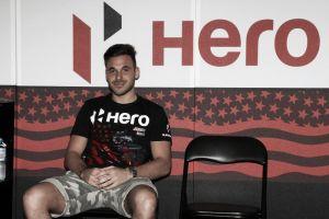 """Niccolò Canepa: """"La pierna todavía me duele, el golpe fue fuerte"""""""