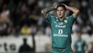 Germán Cano dice adiós al León
