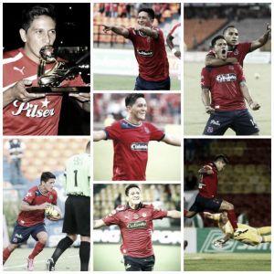 Germán Cano está haciendo historia con el Medellín