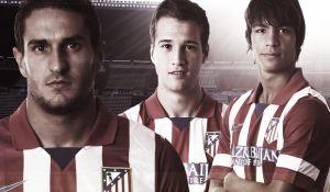 """El Barcelona se reserva el derecho preferencial por """"dos jóvenes del Atlético de Madrid"""""""