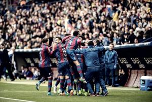 El Levante UD nunca dejó de ser de Primera División