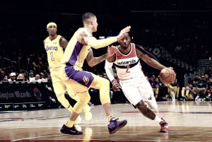 NBA - Washington si prende la rivincita: Lakers battuti 95-111
