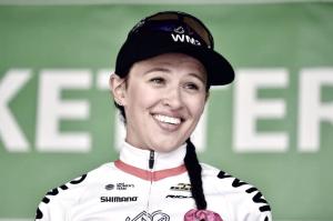 Sorpresa mayúscula: Kasia Niewiadoma ficha por el Canyon SRAM Racing