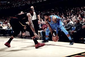 NBA - Cleveland a picco, OKC demolisce i Cavs