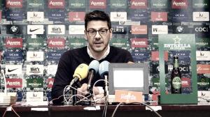 """Katsikaris: """"Veo a los jugadores muy concentrados y con ganas de mejorar"""""""
