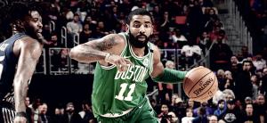 NBA - Confermata l'operazione al ginocchio per Irving, potrebbe tornare per i playoff