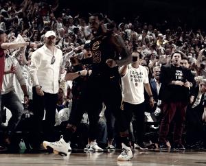 NBA Playoffs - Fattore campo ancora decisivo: i Cavaliers annullano il primo match point