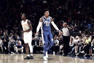 NBA, Phila batte ancora gli Hawks. Boston a valanga sui Kings