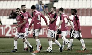 El Albacete da un paso de gigante tras vencer al Sevilla Atlético