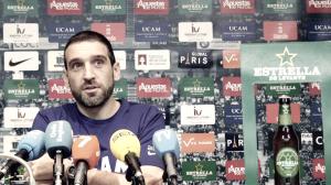 """Ibón Navarro: """"El FC Barcelona Lassa está compitiendo bien, pero les falta regularidad en el juego"""""""
