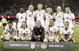 Nine NWSL players called up for Canada Women's National Team