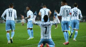 La magia de Felipe Anderson hace creerse a la Lazio su propio sueño
